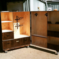 Tack Boxes custom made to order