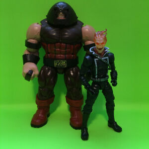 Marvel Legends Juggernaut Build-A-Figure + Ghost Rider figure