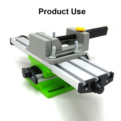 Fresado Máquina Trabajo Mesa Cruz Deslizar Banco Taladro de Columna Fijo Tool De