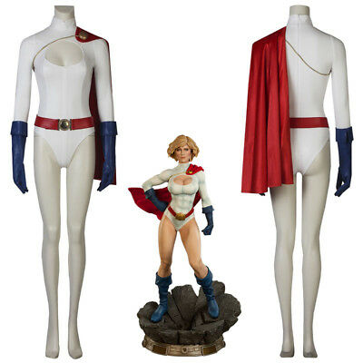 Power Girl Kara Zor-L Cosplay - Power Girl Cosplay Kostüme