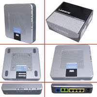Linksys ATA Router VOIP Phone RTP 300 Routeur Telephone IP