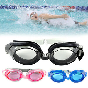 Adjustable-head-strap-Men-Women-adult-swimming-glasses-Kids-Waterproof
