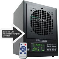NEW Air Purifier w/ HEPA Filter, UV Light, Ozone, like Alpine
