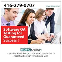 QA Training   QA Testing Training   Internships Available