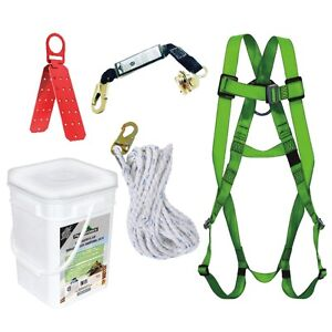 """Peakworks - 50' Roofers Kit (Certified to """"NEW"""" CSA Standards)"""