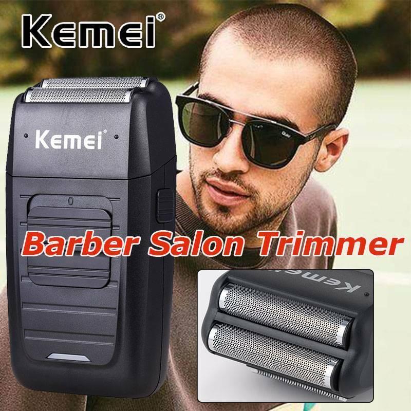 KEMEI Oil Head Carving Trimmer Clipper Beard Shaver Barber H