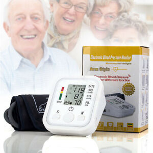 DIGITAL BLOOD PRESSURE MONITOR (new in box)
