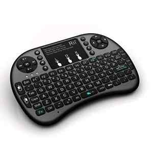 Rii Mini i8 2.4G Wireless Keyboard with Touchpad for PC Android