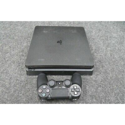 Sony PS4 Play Station 4 Slim Game Console 1TB - Jet Black CUH-2215B  Used