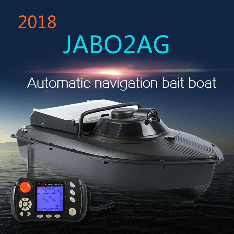 RC Futterboot Köderboot Baitboat rückwärts 2AG 10A