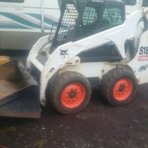 2008 S185 Bobcat skidsteer fiancing available