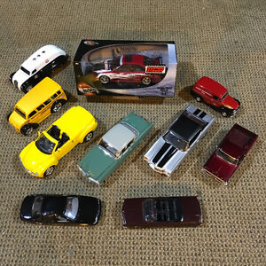 Die Cast Cars For Sale 1:24 and 1:18 Scale