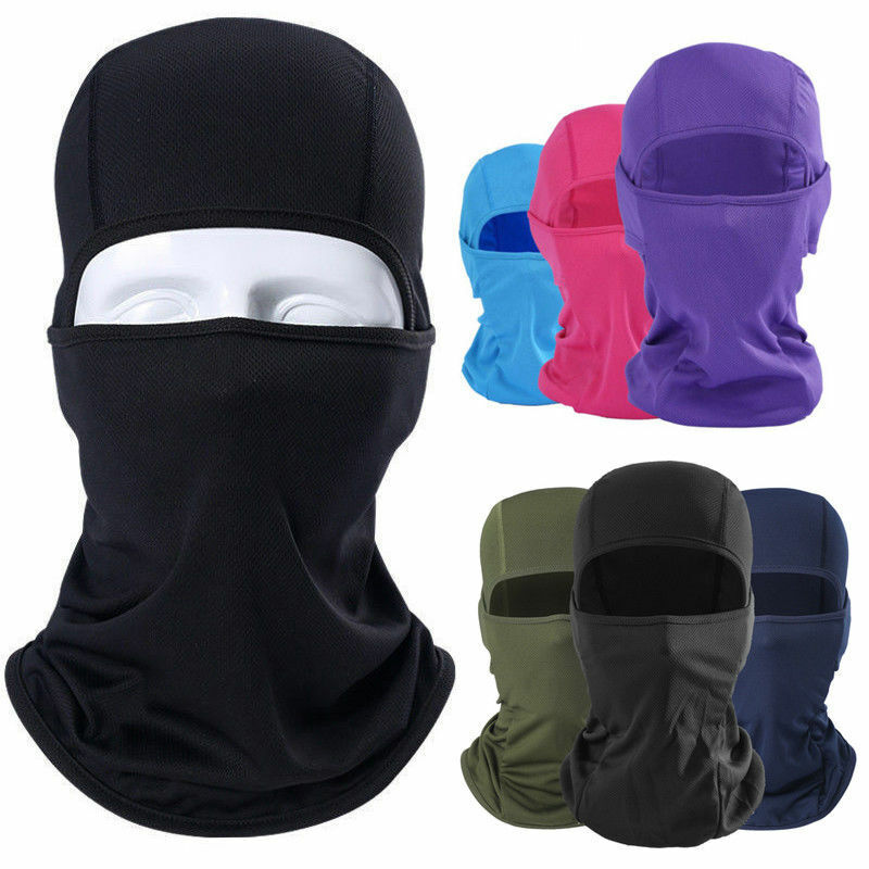 Balaclava Face Mask UV Protection Ski Sun Hood Tactical Cover for Men Women US Clothing, Shoes & Accessories