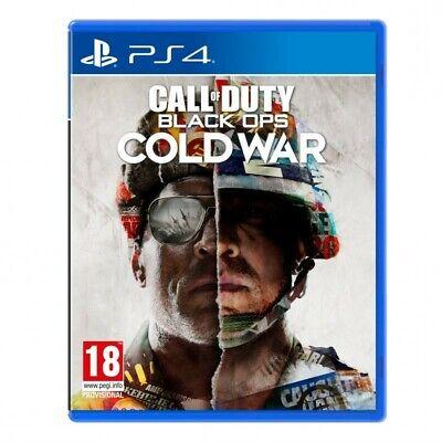Call of Duty Black Ops Cold War CLAVE EU/ES PS5 PS4 PSN...