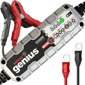 NOCO Genius G3500 Smart Battery Charger