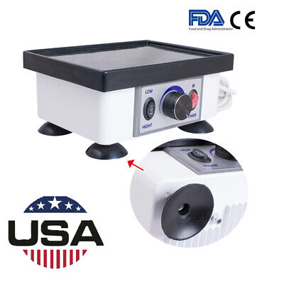 110220v Dental Lab Equipment Square Vibrator Model Oscillator120w Vibration Fda