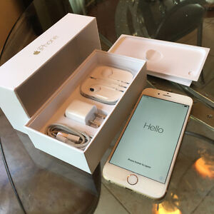 iPhone 6 Gold 16GB (Rogers) in Mint Condition