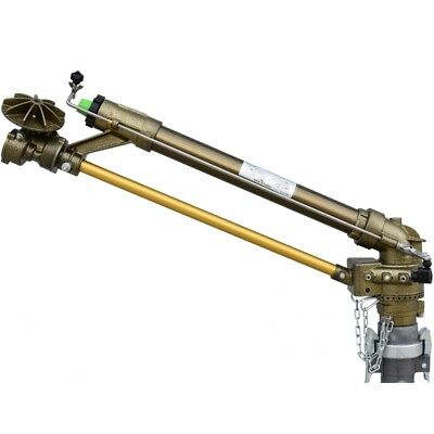 "NEW YUZUAK JET 50T 2"" LONGEST THROWING CLEAN/DIRTY WATER GEAR DRIVE RAIN GUN"