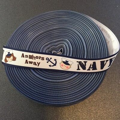 Navy Anchors Away (7/8