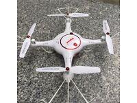 New/Unused SYMA X5UC RC Quadcopter Drone With 2MP HD Camera Quadrocopter