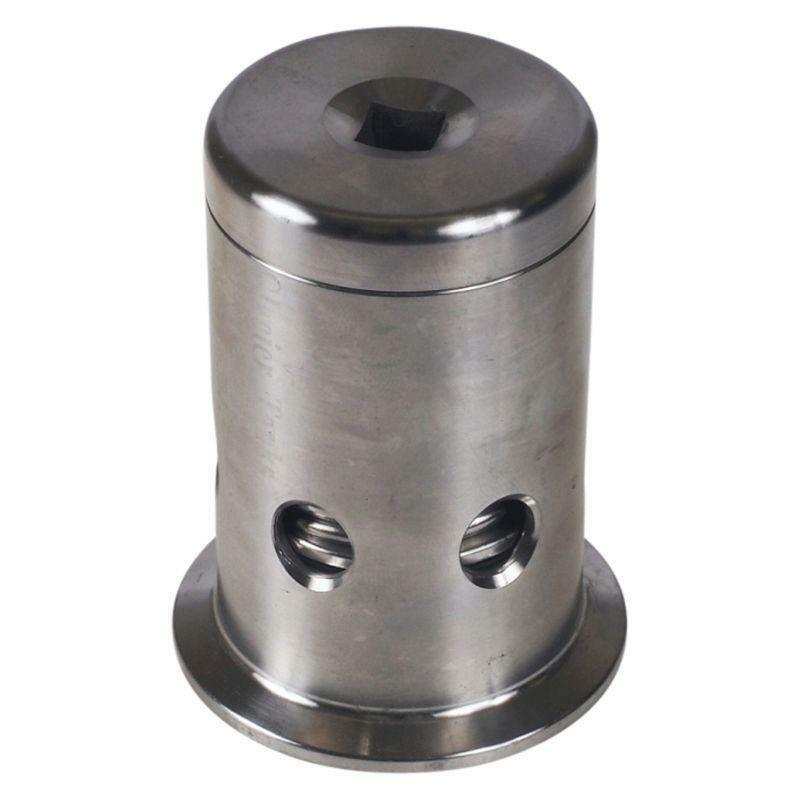 Pressure Relief Valve | Tri Clamp 2 inch - Sanitary SS304