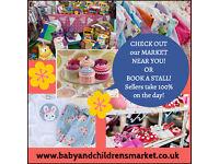 Baby and Children's Market Crowborough