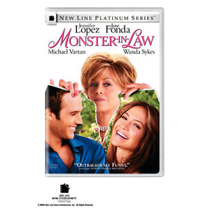 Monster-In-Law DVD