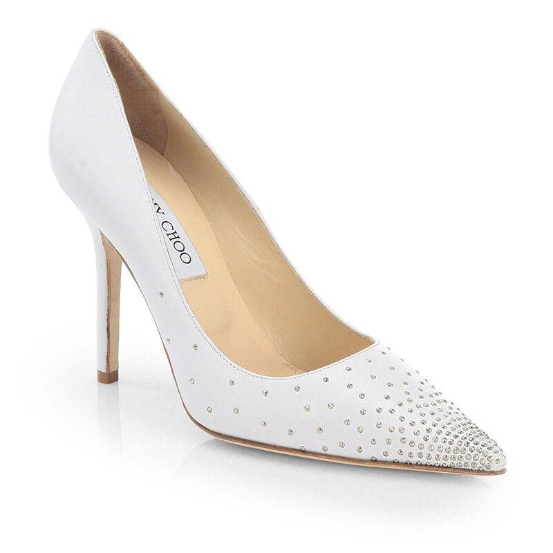 The Top 5 Brands For Wedding Shoes