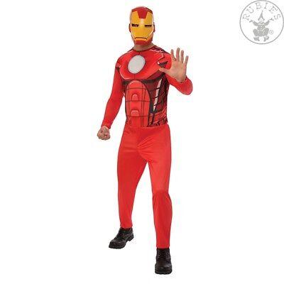 RUB 3820957 Lizenz Herren Kostüm Iron Man OPP Erwachsene Karneval  ()