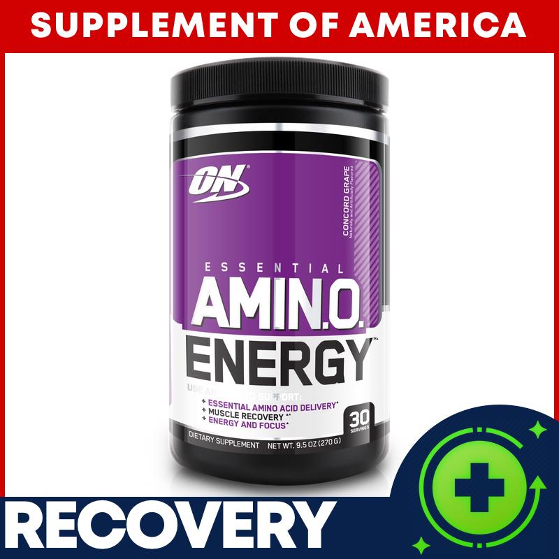 "Optimum Nutrition Essential Amino Energy - 30 Servings ""FREE SHIPPING"""