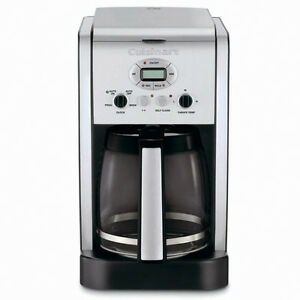 Cuisinart 14-cup brew central coffee maker  $80