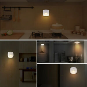 Brand New Stick-On Night Light, Motion Sensor