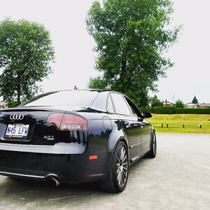 2007 Audi A4 S-Line Titanium STAGE 2 ***RARE***