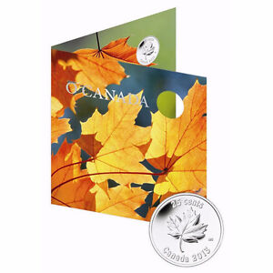 2013 RCM 5-Coin O Canada Gift Set (With Maple Quarter & Card)