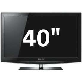 HIGH SPEC SAMSUNG 40 INCH FULL HD TV - BARGAIN!