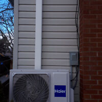 Heat pumps service entrance upgrade, panel changes,fully insured