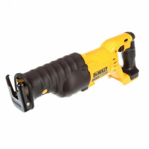 dewalt reciprocating saw 20v NEW