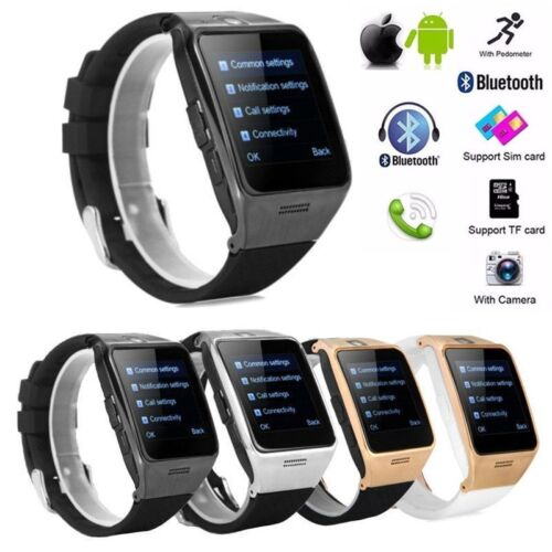 $28.85 - LG128/LG118 Waterproof Bluetooth Smart Watch Phone for Samsung iPhone Android