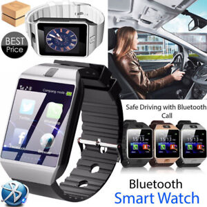 LATEST DZ09 Bluetooth Smart Watch