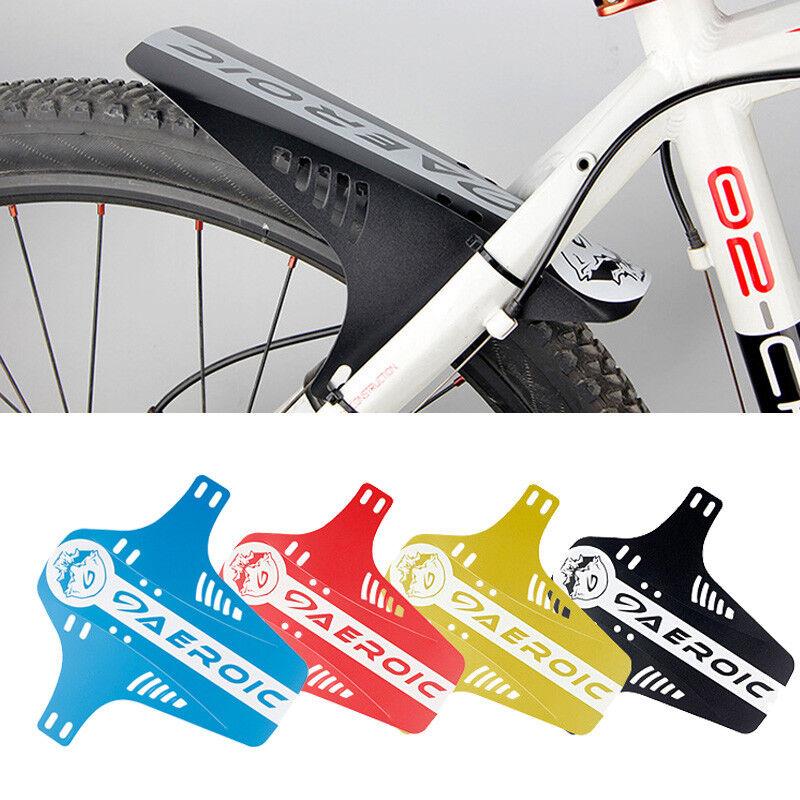 Bicycle Fender MTB Bike Mudguard for Front Fork /& Rear Wheel AM DH FR ENDURO