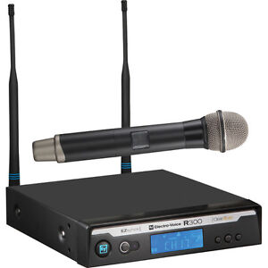 Electro-Voice R300-HD Handheld Wireless Microphone System