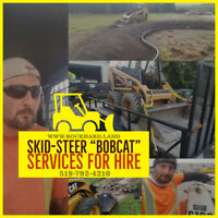 Concrete/Restoration/Floors/Skid-Steer Services - FREE ESTIMATES