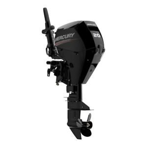 20hp Mercury 4 Stroke Fuel Injected Outboard at JS Prop & Marine