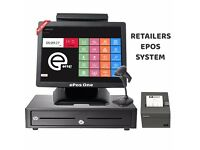 All in one ePos System, Fast Food, Retailers complete package