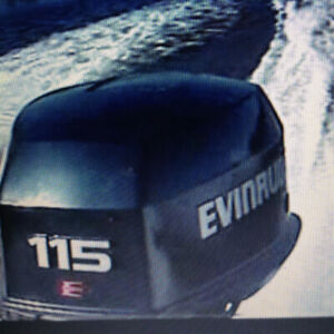 Moteur pour bateau, Evinrude, 115 HP