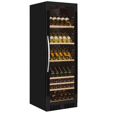 TEFCOLD TFW 375 FRAMELESS DOOR WINE COOLER STORAGE DISPLAY FRIDGE FREE NEXT DAY