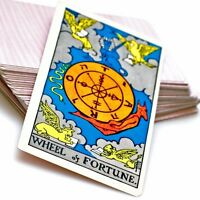 Tarot Lessons & Readings