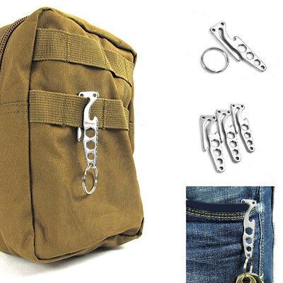 - Multi-Tool Stainless Screwdriver Wrench Gear Bottle Opener Pocket Survival Kit