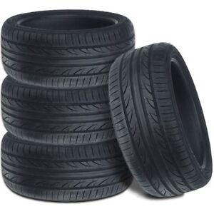 4 X New Lionhart LH-503 235/45ZR19 99W XL All Season High Performance Tires