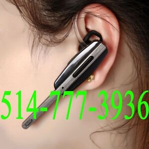 Wireless Headset Handsfree bluetooth Main libre DELUXE Large